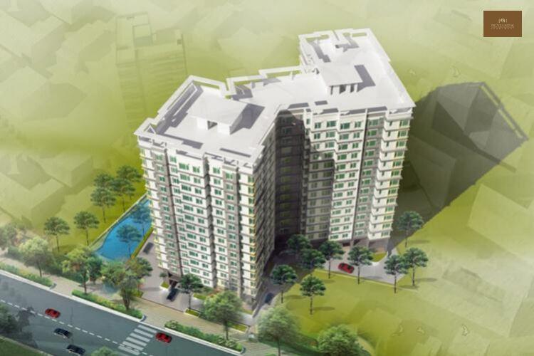 Tổng quan khu căn hộ chung cư Phú Gia Hưng Apartment