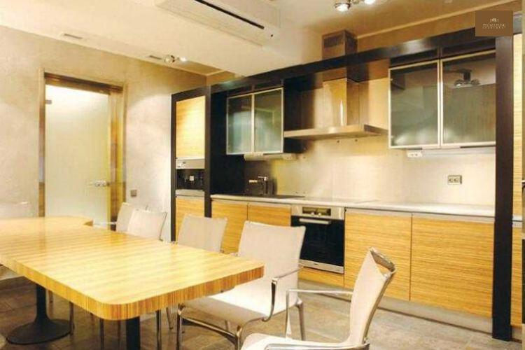 Thiết kế phòng ăn 1 căn hộ trong dự ánPhú Gia Hưng Apartment