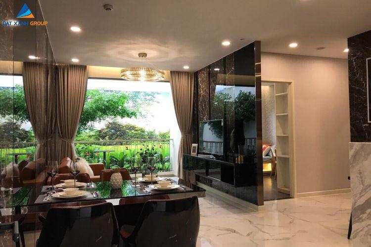 Thiết kế nhà mẫu khu căn hộ Opal Premium Thủ Đức