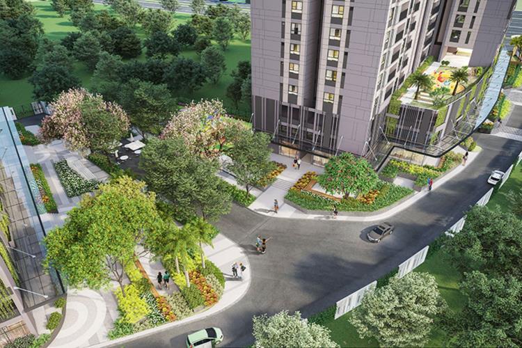 Phối cảnh dự án Opal Boulevard