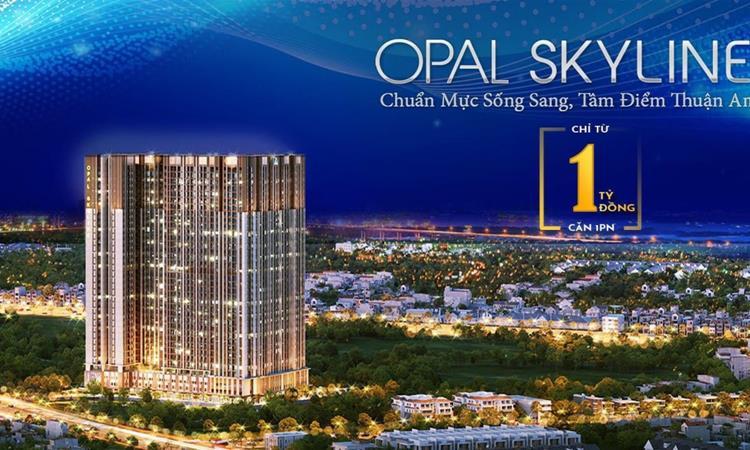 Opal Skyline hiện đang có mức giá từ 1 tỷ đồng